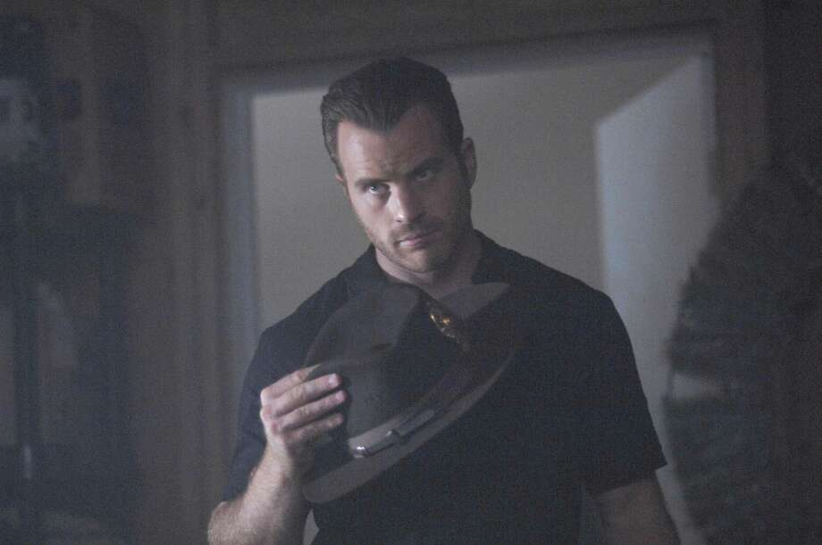 """Robert Kazinsky in the series premiere of """"Second Chance,"""" loosely inspired by Mary Shelley and Frankenstein's monster."""