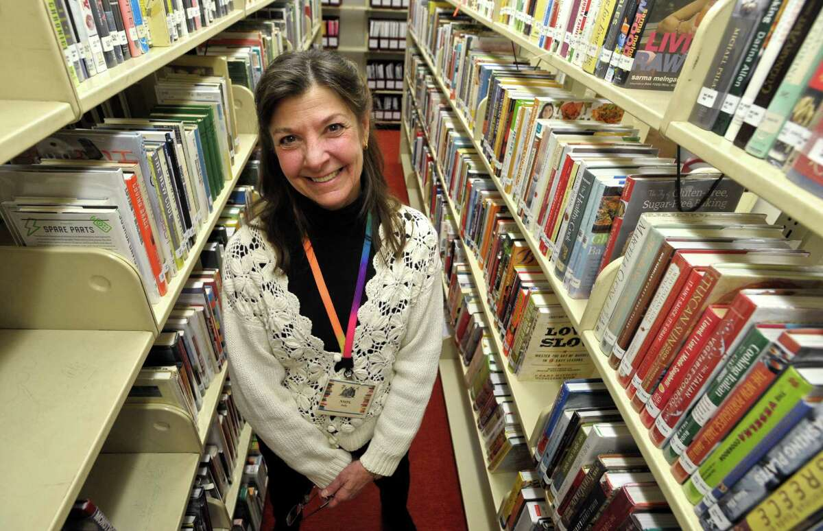 Sally Tornow has been named the new Director of the New Milford Public Library. Tornow is currently the head of the Public Services Department at the library and will start her new position March. Wednesday, January 6, 2016, in New Milford, Conn.