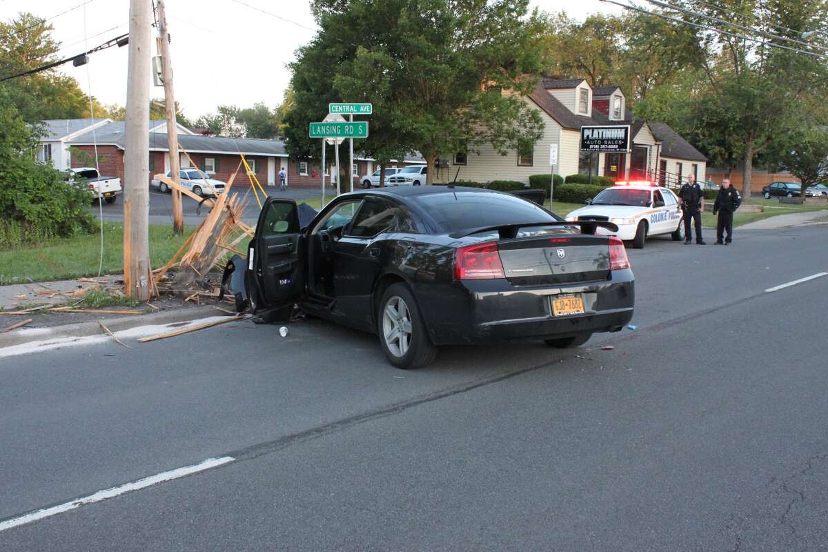 Amy Seamans, 30, of Schenectady, pleaded guilty to aggravated vehicular assault in connection with this June 7 2015 crash. (Albany County District Attrorney's office)