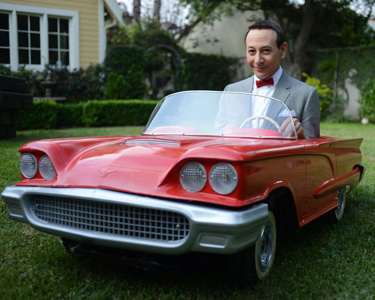 """Pee-wee Herman's new film, """"Pee-wee's Big Holiday,"""" will premiere in March at Austin's South by Southwest film festival."""