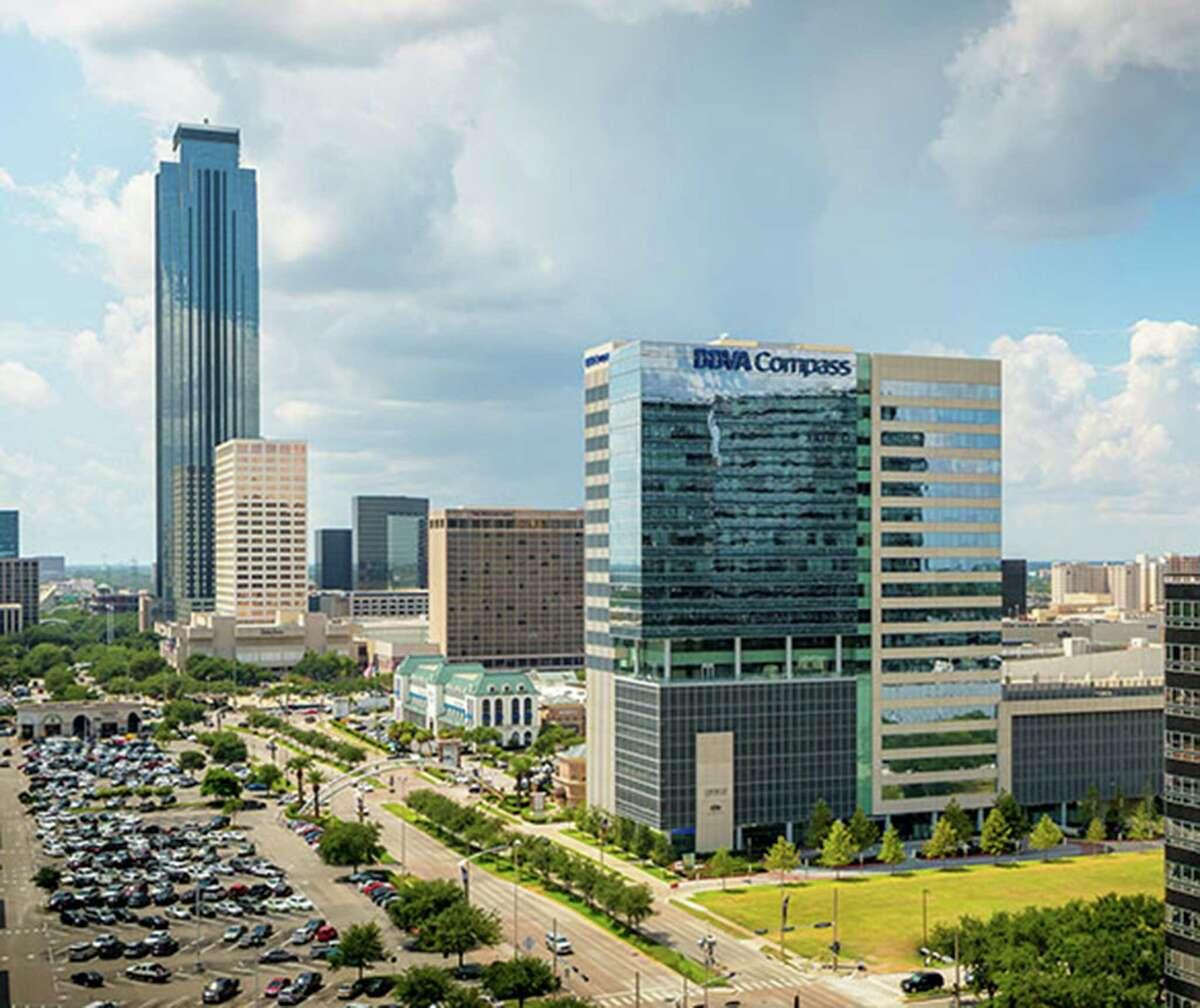 Masaveu Post Oak Houston Delaware, a private investor based in Spain, has purchased BBVA Compass Plaza at 2200 Post Oak Blvd.