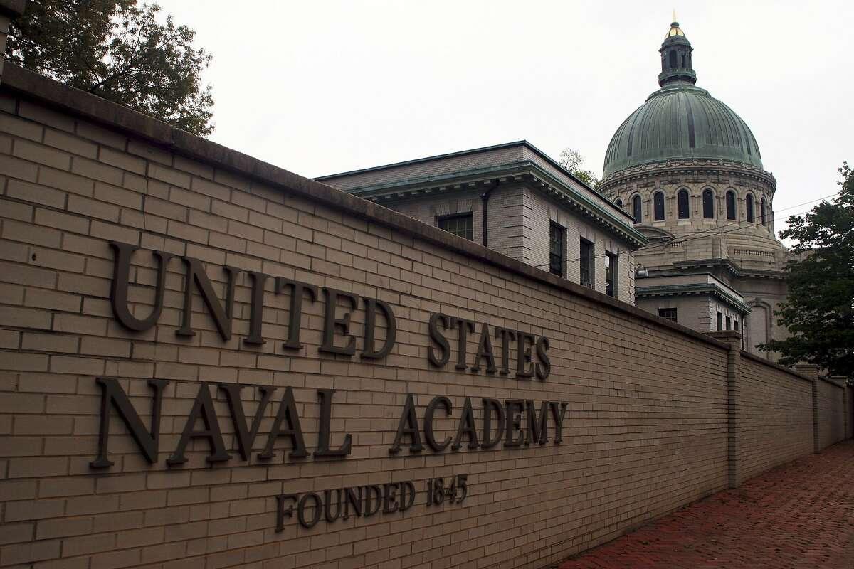 24. U.S. Naval Academy - Annapolis, Maryland Acceptance rate: 8 percent Graduation rate: 89 percent
