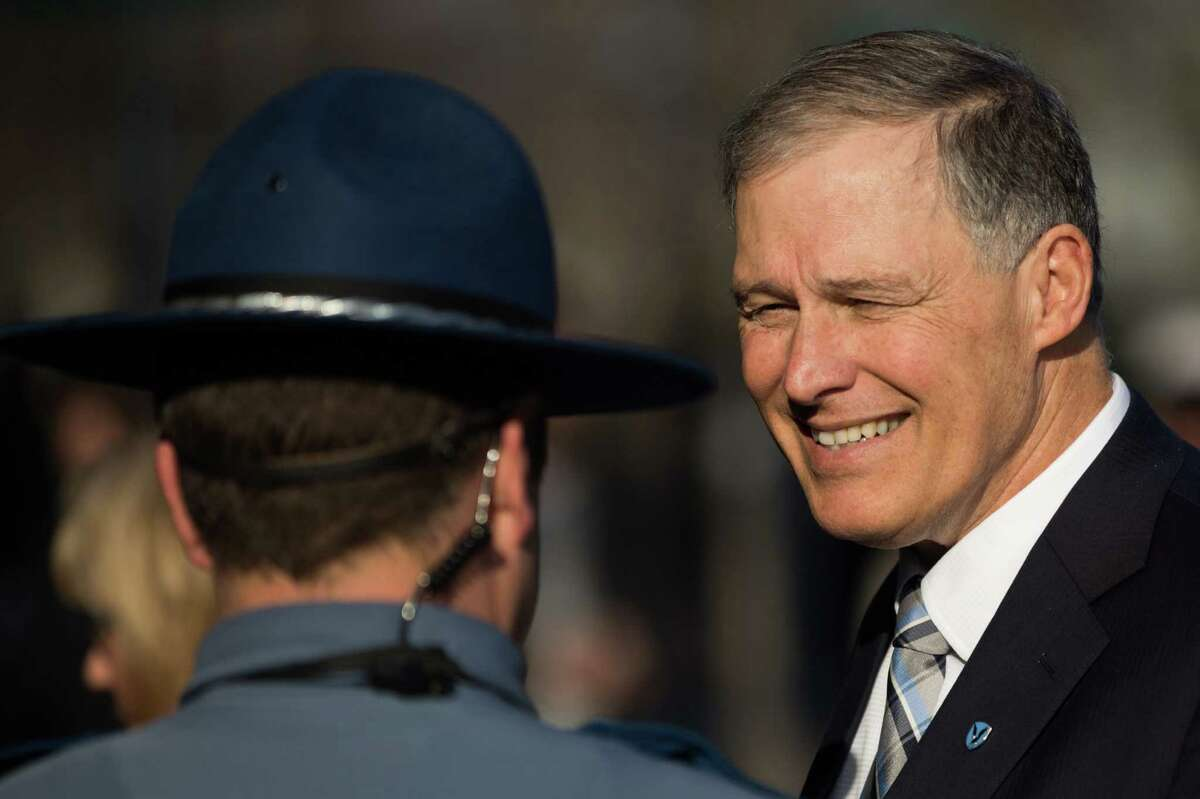Gov. Jay Inslee gets endorsed by the League of Education Voters, a group that supported the Legislature's rescue of charter schools.  Inslee is a critic of charter schools, but let the rescue package become law without his signature.