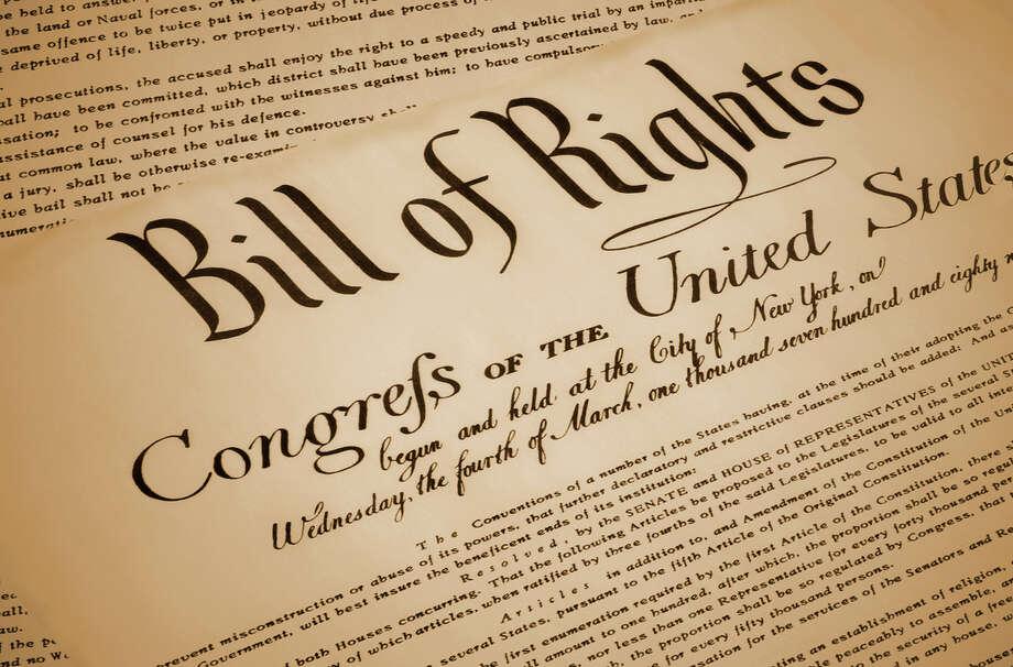 Bill of Rights Photo: Leezsnow / Getty Images / (c) leezsnow
