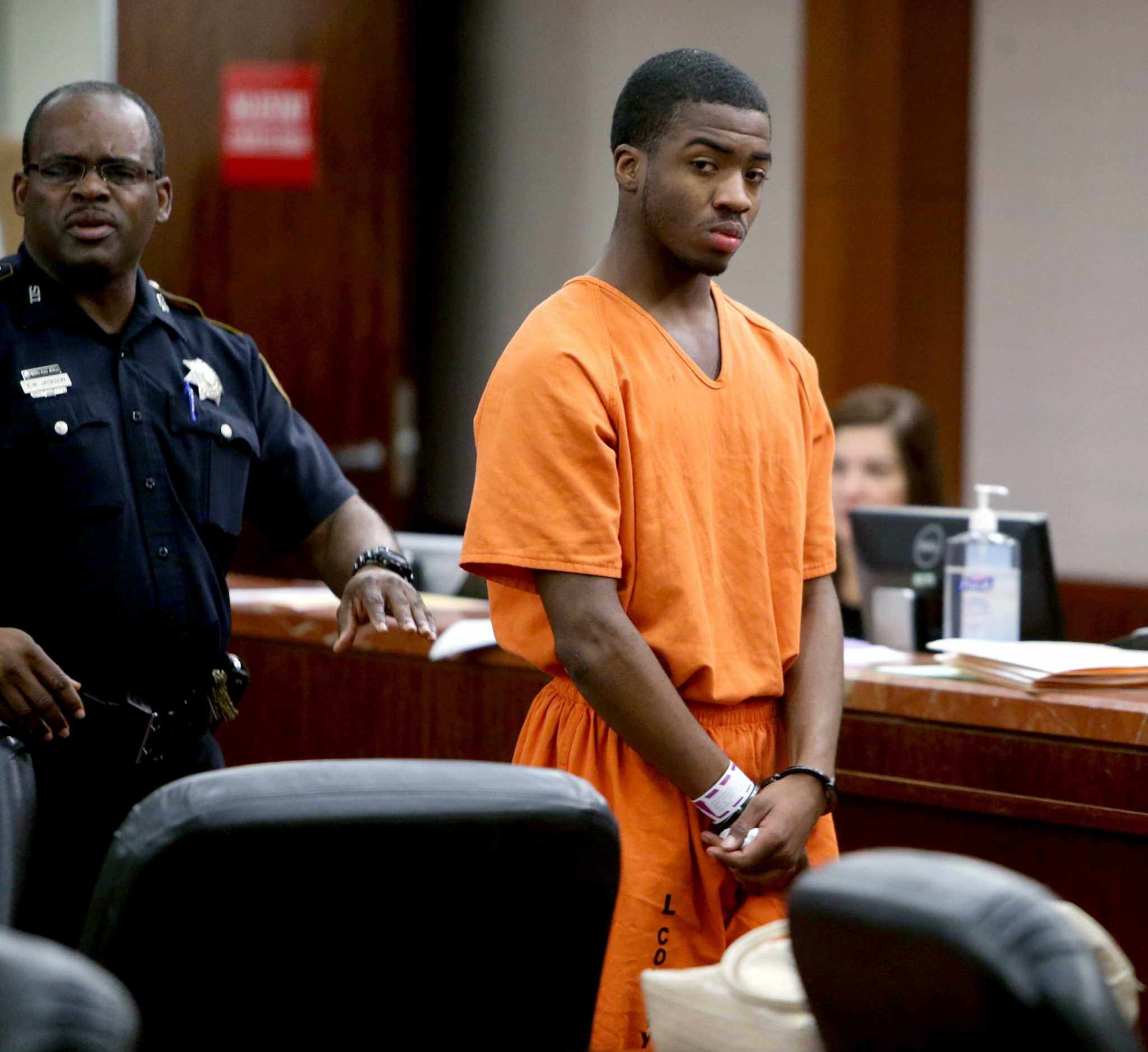 Aldine Football Player Held Without Bail In Fatal Shooting Houstonchronicle Com