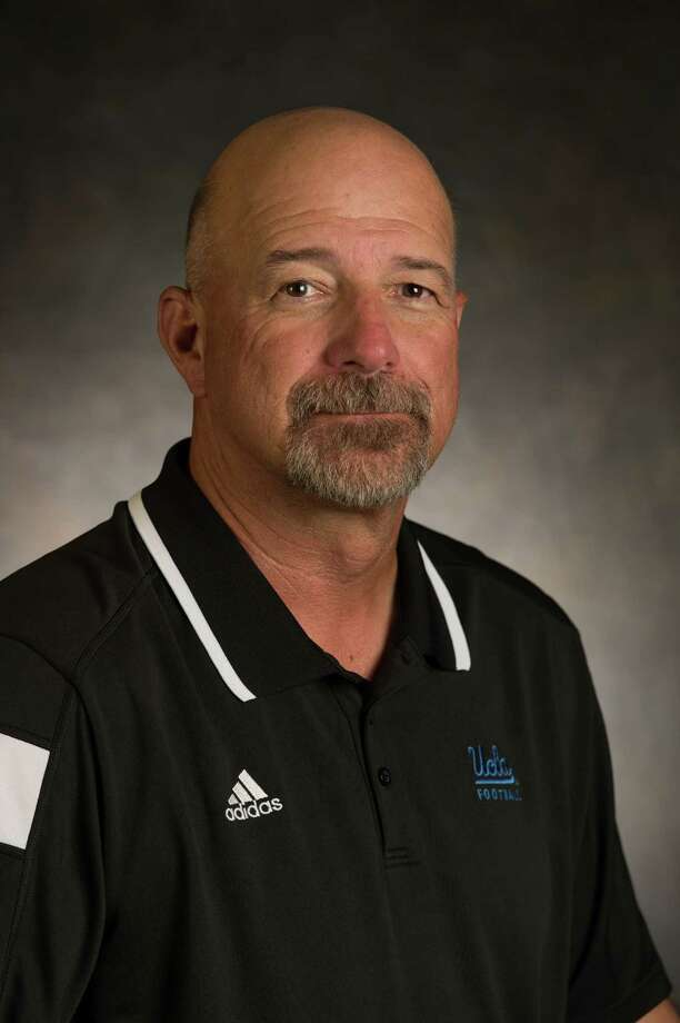 "New Texas A&M offensive coordinator Noel Mazzone brings ""recruiting, knowledge and juice"" to the program, according to head coach Kevin Sumlin. Photo: Courtesy Photo /UCLA Athletics"