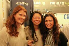 Were you SEEN at Half Full Brewery's open house night in Stamford on January 8, 2016?