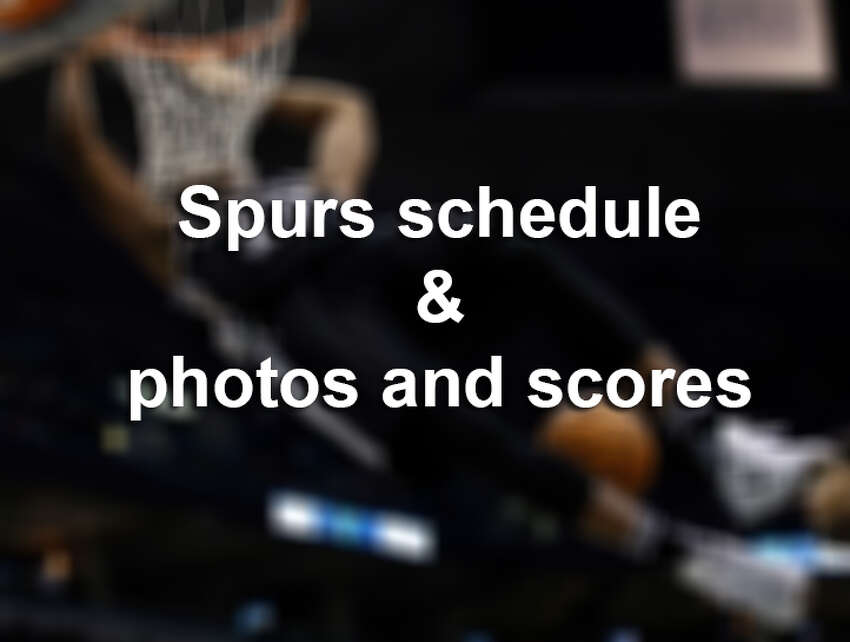 Catch up on the Spurs 2015-16 season to date.