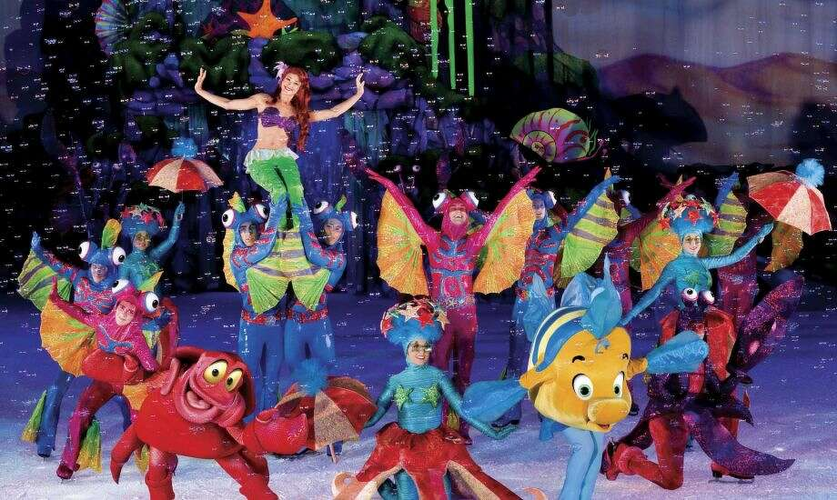 All weekend perfomances of Disney on Ice will go on this weekend. A mechanical failure led to the cancellation of Friday, Jan. 8, 2016's show at the Webster Bank Arena in Bridgeport. Photo: /
