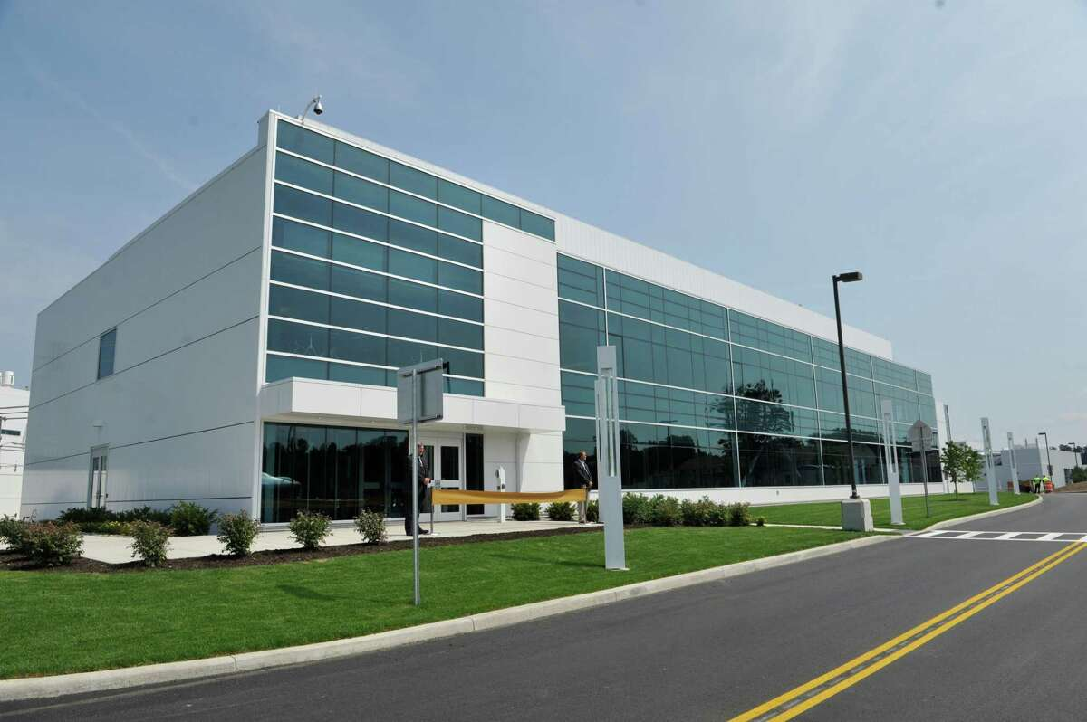 A view of the new Tech Valley High School at the SUNY CNSE/SUNYIT campus on Wednesday, Aug. 20, 2014, in Albany, N.Y.A (Paul Buckowski / Times Union)