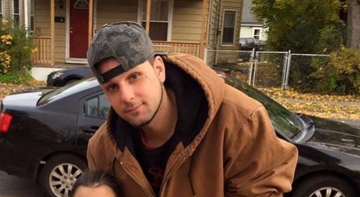 Brandon T. Sherwin, 29, who Watervliet police said was killed during a dispute with a neighbor Jan. 8, 2016. Sherwin is the son of Tim Sherwin, a Watervliet native who played for the NFL in the 1980s. (GoFundMe)