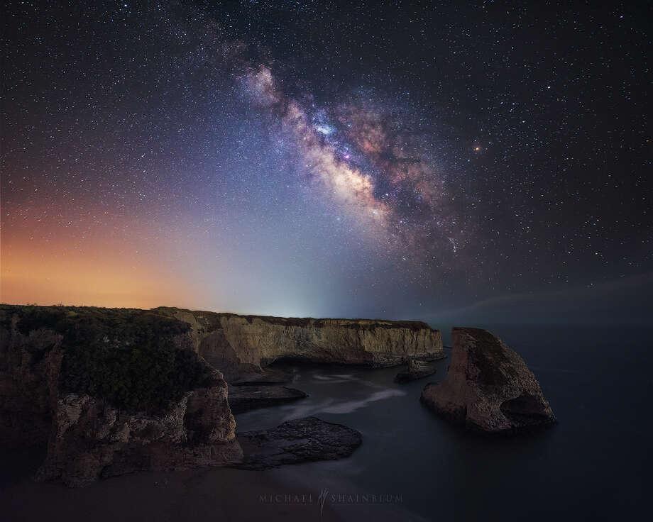 Local photographer captures magical Milky Way photos of Bay Area