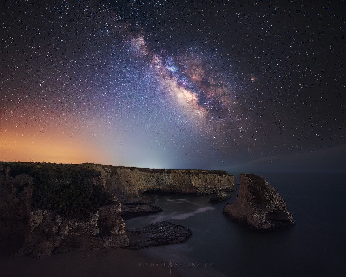 Local Photographer Captures Magical Milky Way Photos Of