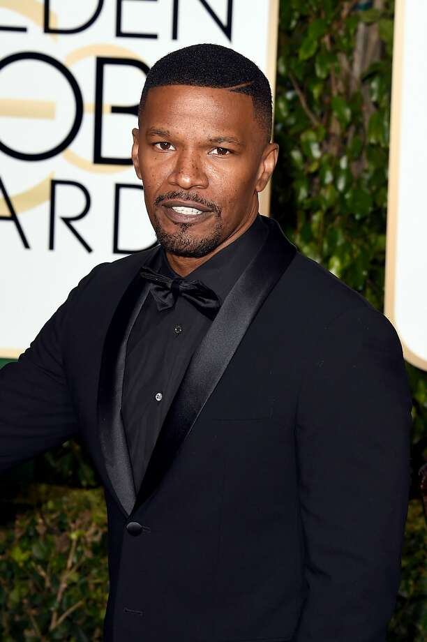 Actor Jamie Foxx attends the 73rd Annual Golden Globe Awards held at the Beverly Hilton Hotel on January 10, 2016 in Beverly Hills, California. Photo: Jason Merritt, Getty Images
