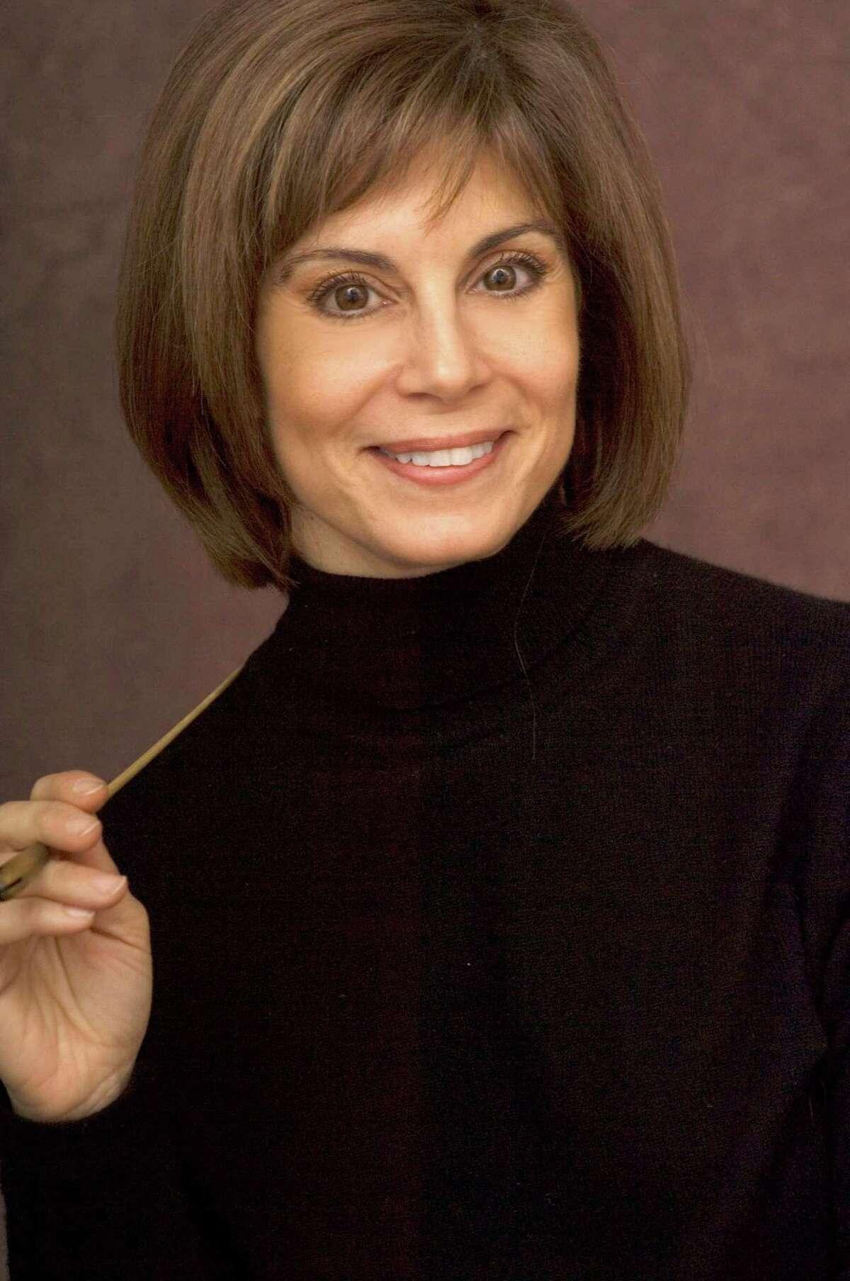 JoAnn Falletta (Mark Dellas)