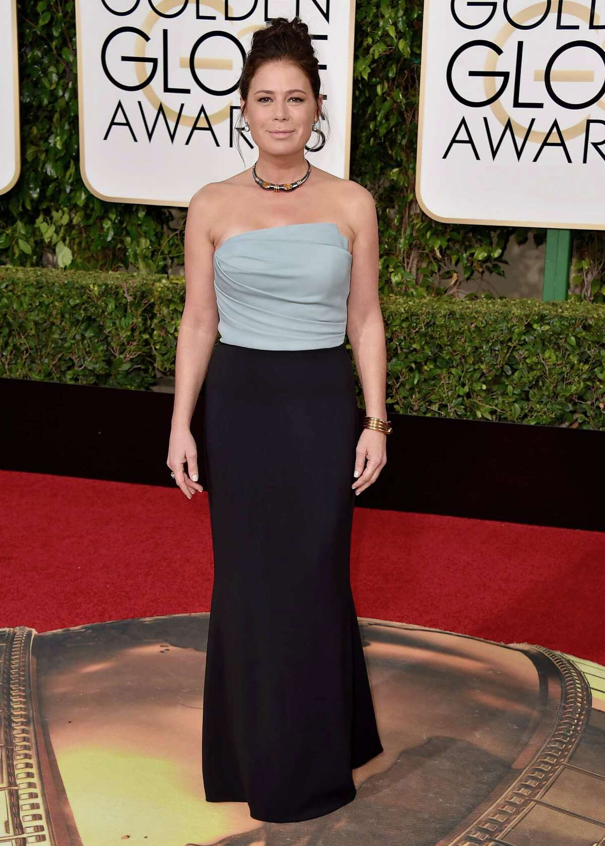Maura Tierney - Best She makes those glasses look glamorous.