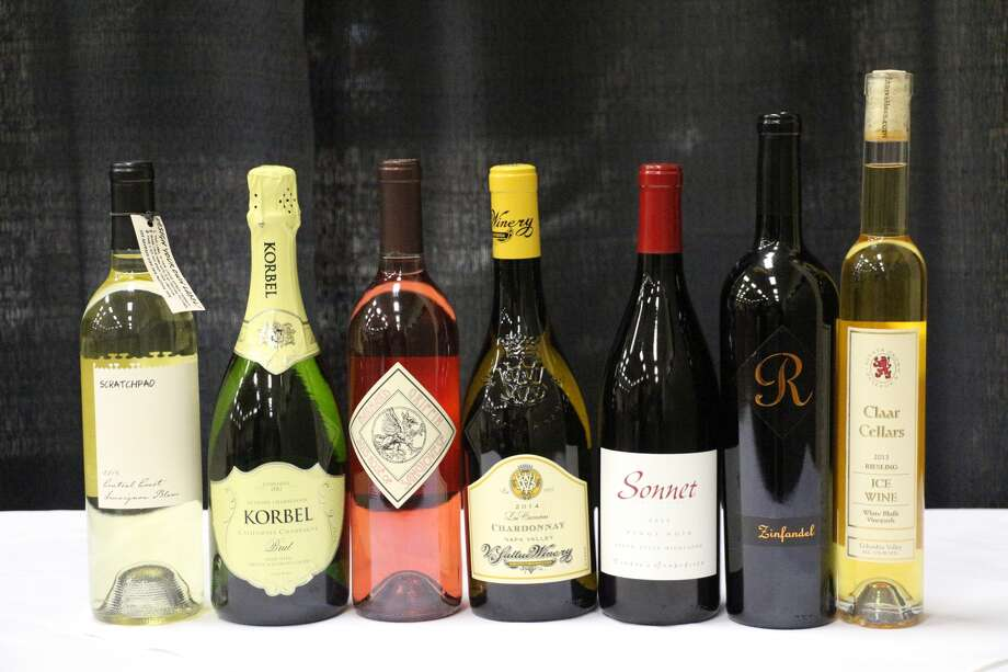 The 2016 San Francisco Chronicle Wine Competition medal winners.