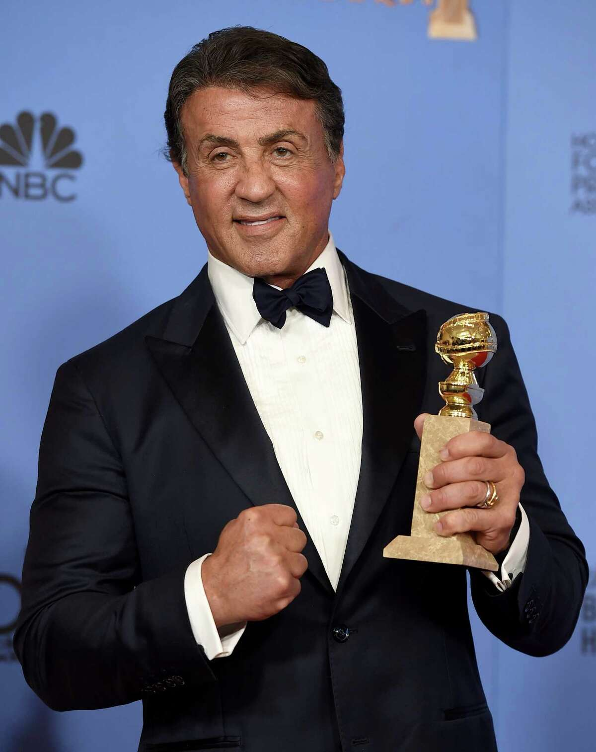 Razzies redeemer award: Sylvester Stallone Razzie won for... Worst Actor of the 80s and Worst Actor of the Century Redeemed by... Creed