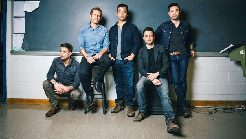 July 7 - OAR OAR gained popularity in the late 90s and early millennium with hits like