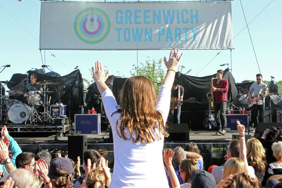 The Greenwich Town Party is an all-day music festival designed to bring the community together on Memorial Day weekend. Tickets for the community level will be onsale starting Feb. 2. Photo: /Contributed Photo