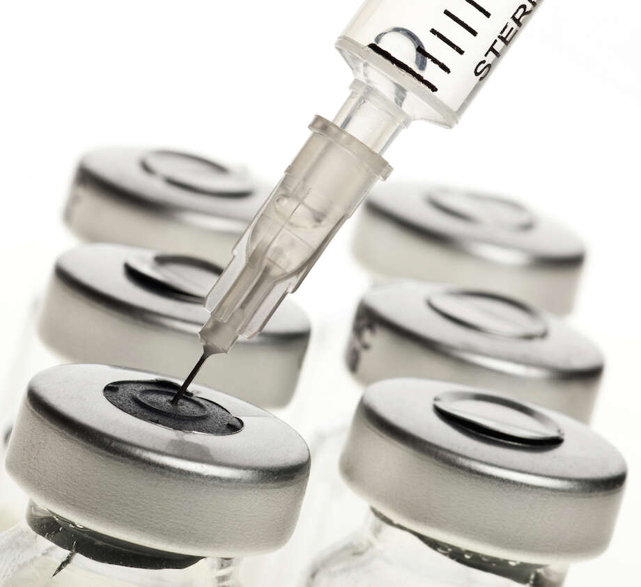 It's time to get that annual flu shot. / Bigstock