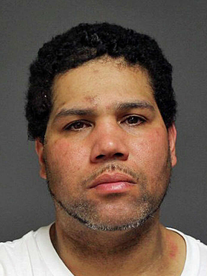 Charles Butler, 44, of Bridgeport, was arrested for allegedly stealing gum from a grocery store. Photo: Contributed Photo /Hearst Connecticut Media /  Fairfield Citizen contributed