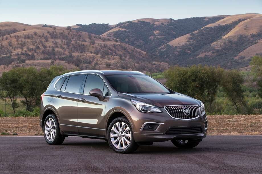 2016 Buick Envision. Photo: Jim Fets, Buick / 2013 Jim Fets Photography