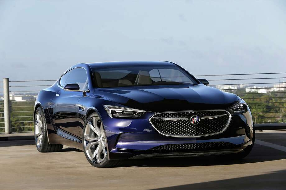 2016 Buick Avista Concept Photo: Jim Fets, Buick / 2013 Jim Fets Photography