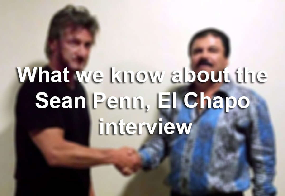 Scroll through the slideshow for 10 quick facts about the Rolling Stone interview between actor Sean Penn and Sinaloa drug cartel leader Joaquín