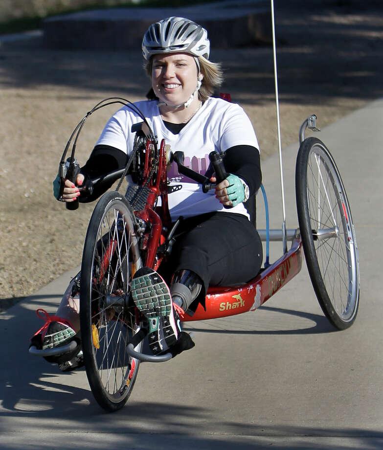 Houston Marathon Doubles Handcycle Field, Adds Division