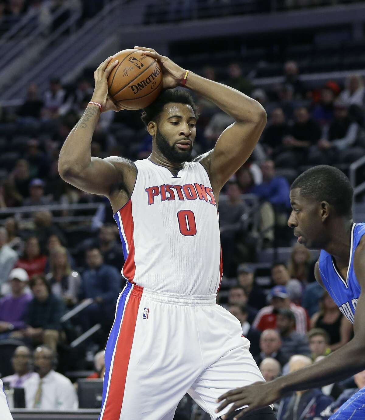 Andre Drummond, Detroit (restricted) Still growing into his potential, Drummond had a breakthrough season. There is no offer a team can make that the Pistons would not match.