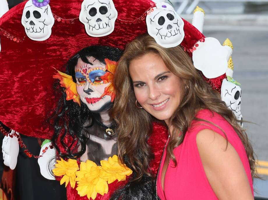 """Actress Kate del Castillo has been a star for more than a decade. It's only now that she's gotten infamous after helping Sean Penn meet with """"El Chapo."""" Photo: David Livingston, Getty Images"""