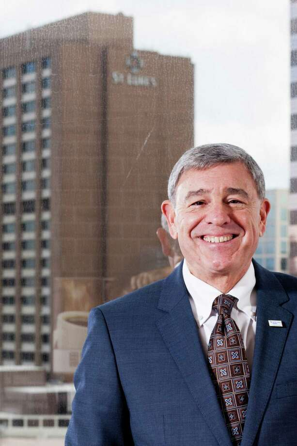 After Michael Covert submitted his resignation as CEO of the St. Luke's Health System last month, the initial announcement came not from his Houston bosses, but from the Colorado headquarters of its owner, Catholic Health Initiatives. Photo: Eric Kayne / Eric Kayne