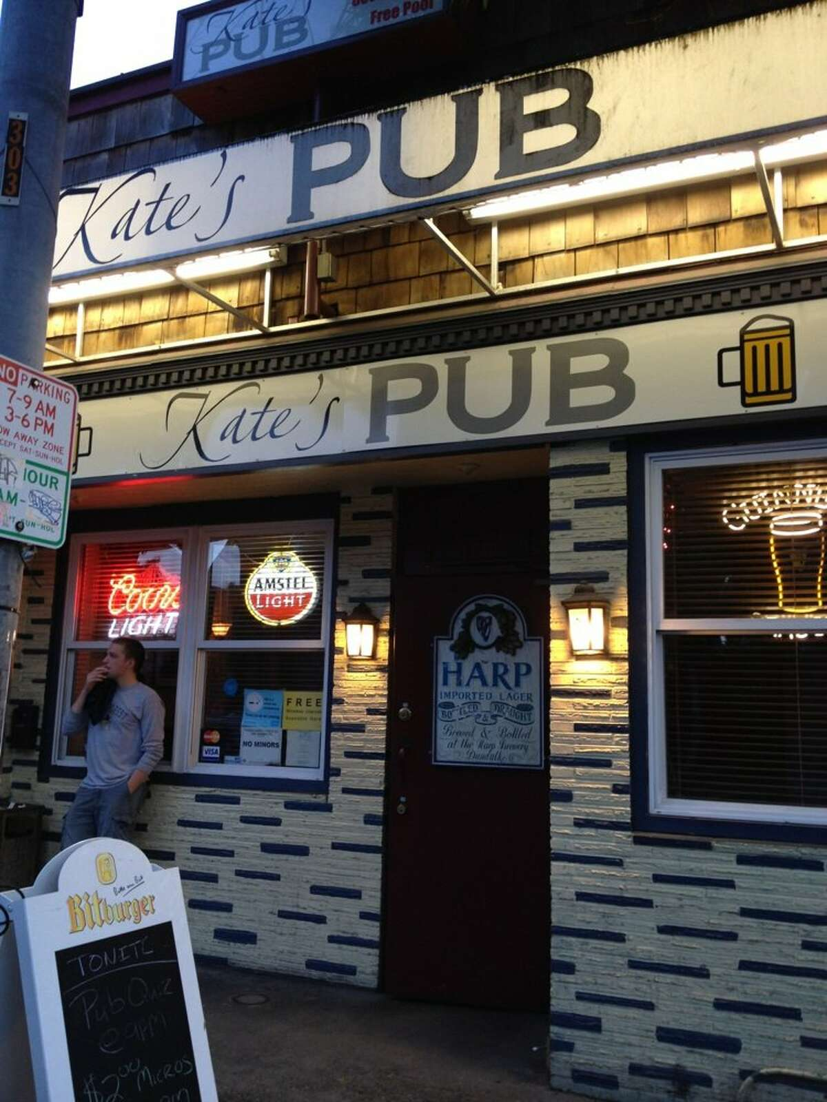 24. Kate's Pub, Wallingford Heidi S.: