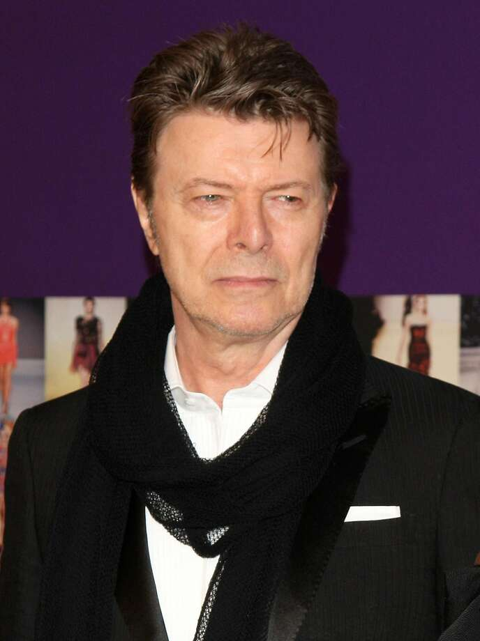 A 2010 file photo of David Bowie. Photo: Peter Kramer, Associated Press