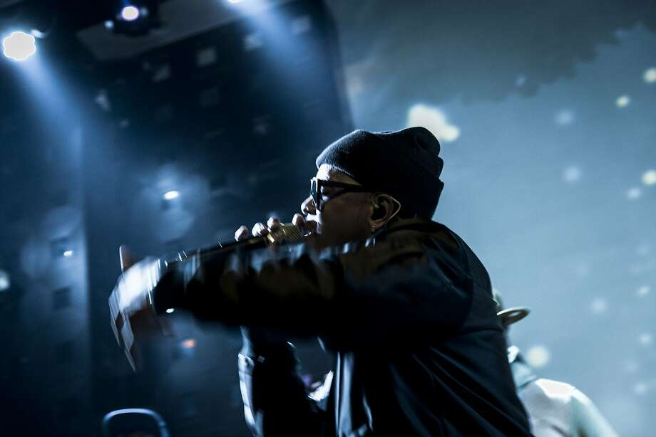 "Jeremih, whose second release is ""Late Nights: The Album,"" brings needed tempo and texture to R&B. Photo: Chad Batka, New York Times"