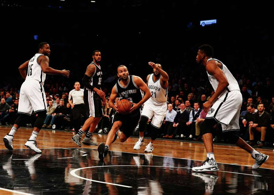 Spurs extend winning streak to season-best 8 games with rout of Nets ... 8aed9c0fa