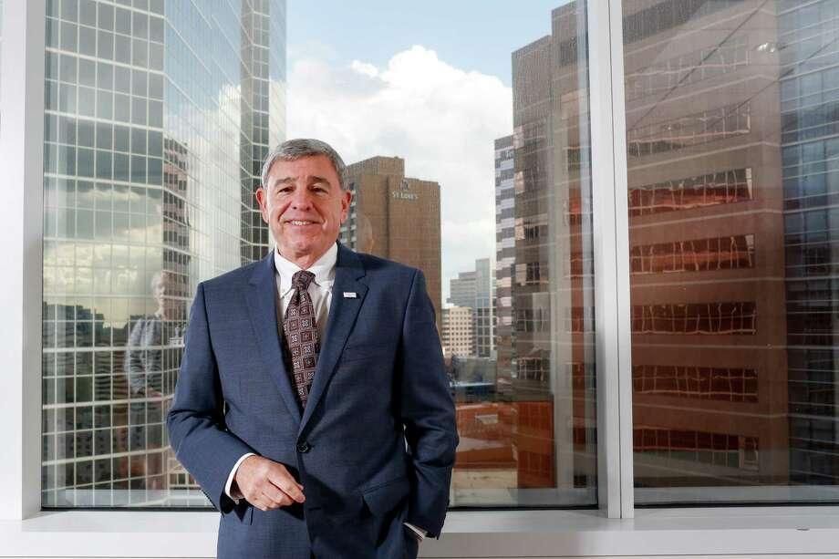 Michael Covert, CEO of CHI St. Luke's Health. Photo: Eric Kayne / Eric Kayne