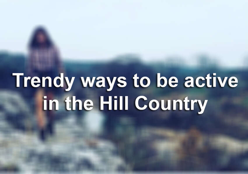 There are plenty of adventures that await in the Hill Country.Here are some hip ways to stay active this year, and have a blast doing it.