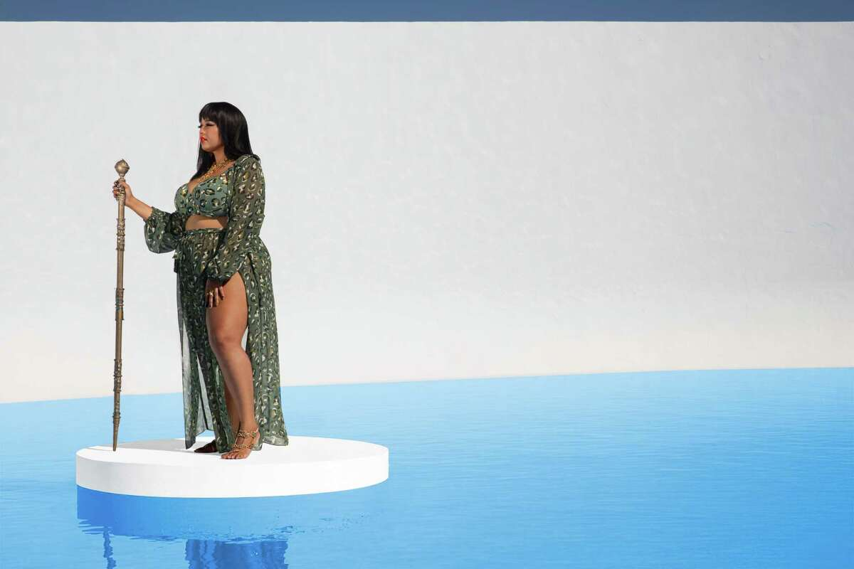 """Swimsuitsforall is excited to announce that plus size style blogger GabiFresh - famed for coining the phrase the """"Fatkini"""" - is unveiling her fashion forward swimwear collection with the brand."""