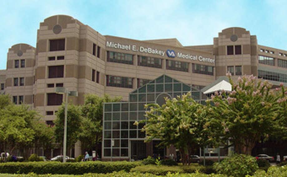 The Michael E. DeBakey VA Medical Center in Houston, Texas. Photo: U.S. Department Of Veterans Affairs