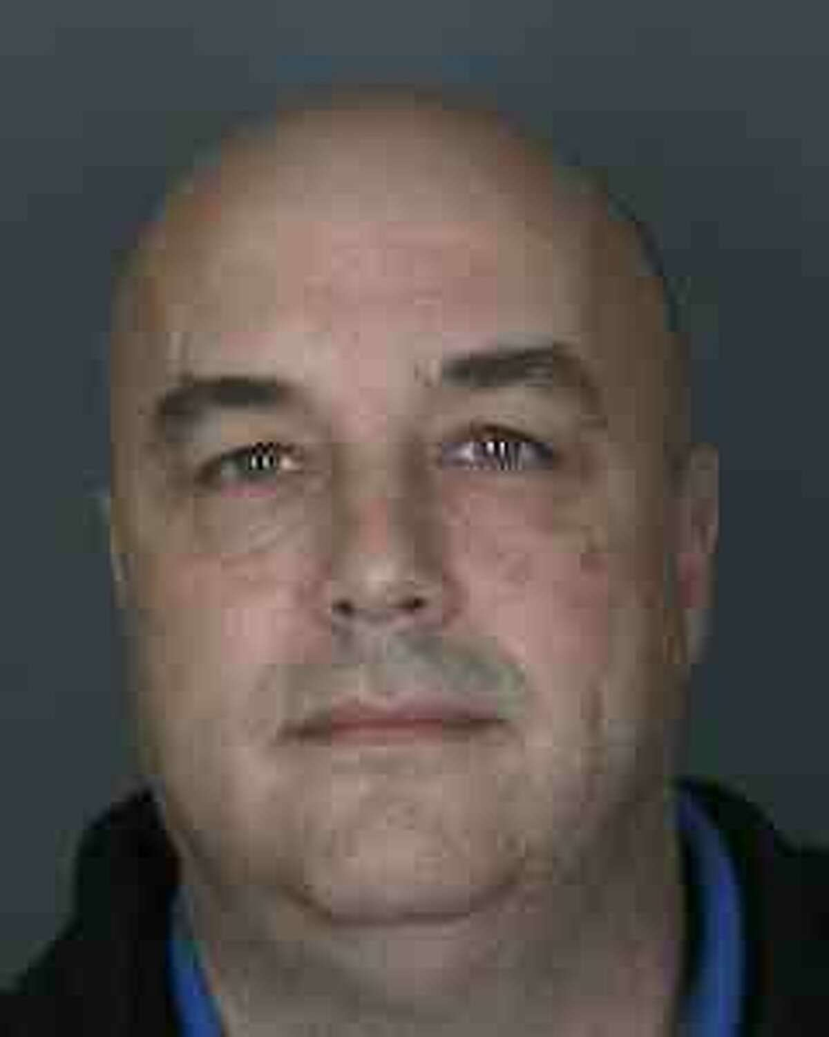 Robert C. Baker, 46, of Selkirk, a social studies teacher at Guilderland Central High School, was arrested and charged with petit larceny. Dec. 21, 2015. (Photo courtesy of Guilderland Police)