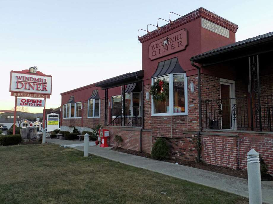 The Windmill Diner, a fixture on Mill Plain Road in Danbury since 1971, has been sold to George Marnelakis, who owns the Blue Colony Diner in Newtown. Photo: Brian Koonz / Hearst Connecticut Media / News-Times