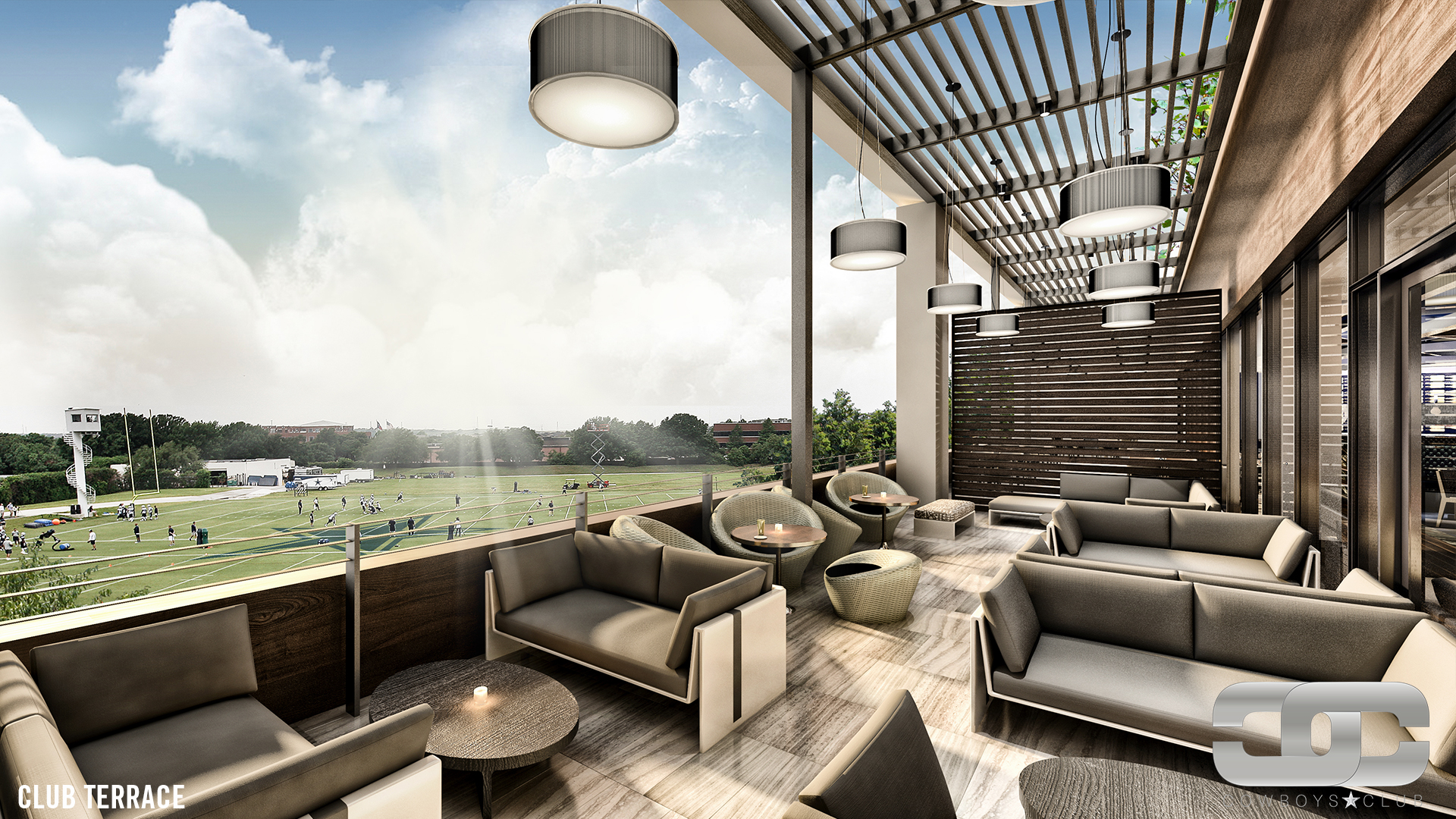 Inside dallas cowboys exclusive country club at teams billion
