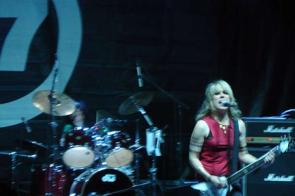 L7 performs Sunday at Fun Fun Fun Fest.