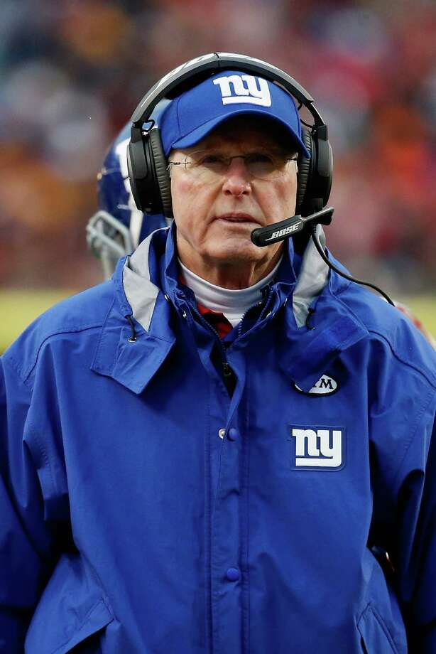Tom Coughlin. Photo: Rob Carr / 2015 Getty Images