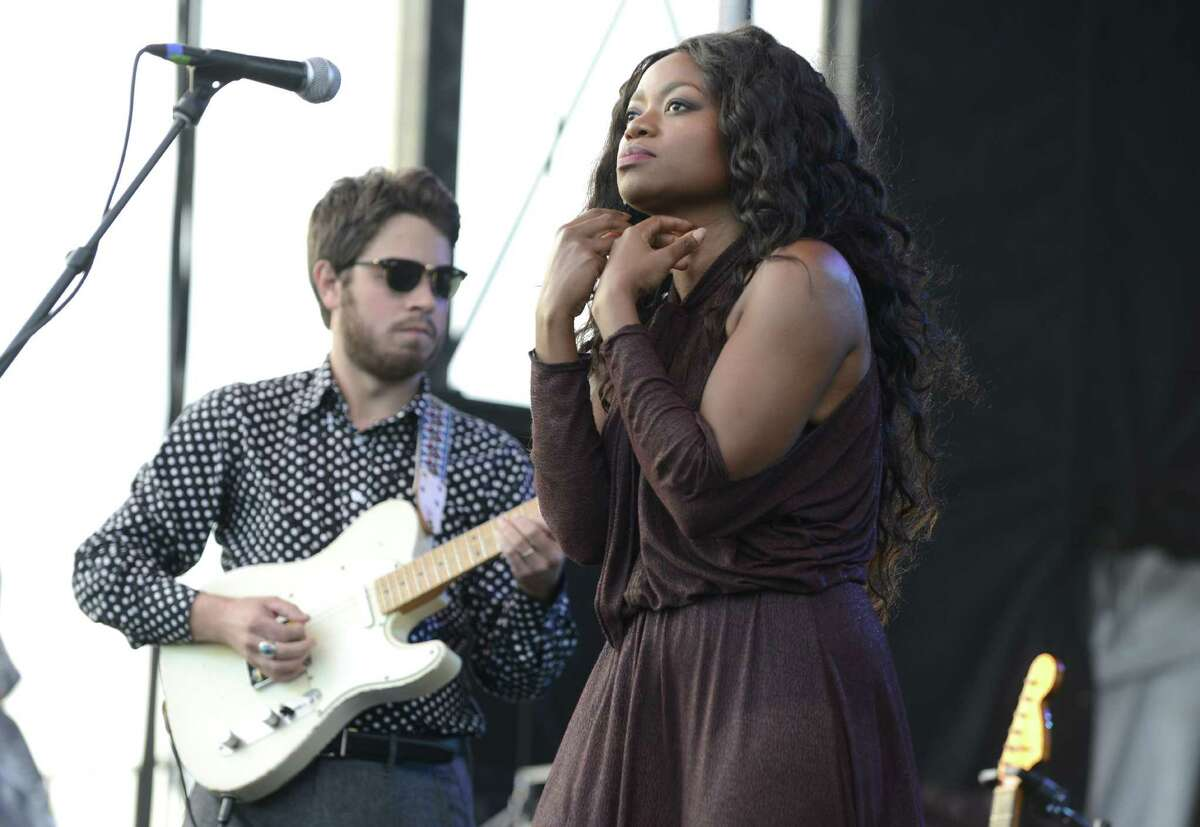Ruby Amanfu: Knockout Nashville singer known for her work with Jack White released an album of cover songs last year.