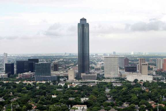 GH America Investments Group has subleased 6,090 square feet of office space from ZTC Petro Investments in Williams Tower at 2800 Post Oak Blvd. (Karen Warren / Houston Chronicle)