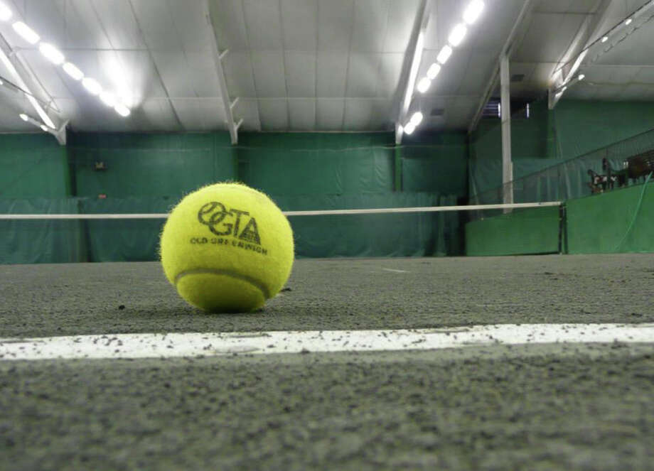 The Old Greenwich Tennis Academy is celebrating 50 years in business at 151 Sound Beach Avenue in Greenwich. Photo: Contributed / Contributed Photo / Greenwich Time Contributed