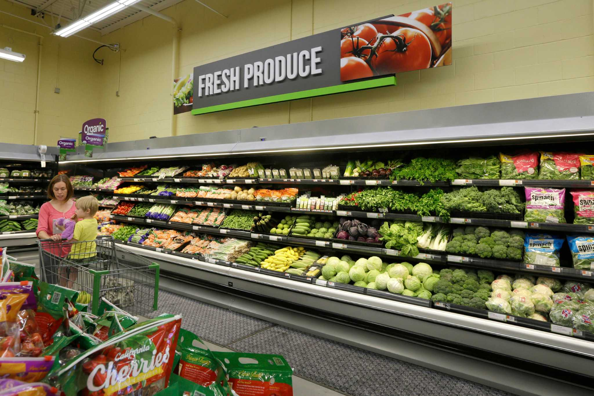 wal mart opens neighborhood markets in katy league city houstonchroniclecom